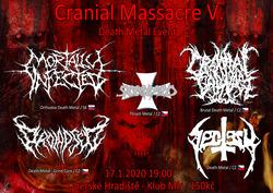 Profilový obrázek CRANIAL MASSACRE vol. V