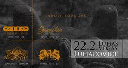 Profilový obrázek Unholy TOUR 2019