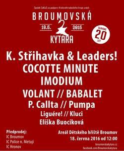 Profilový obrázek Broumovská Kytara 2016