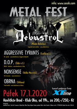 Profilový obrázek Metal fest