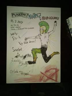 Profilový obrázek Punkovej nářez v Bunggrru