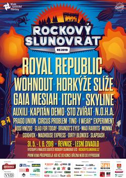 Profilový obrázek Rockový Slunovrat 2019