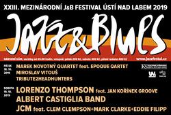 Profilový obrázek Jazz & Blues 2019 Ústí nad Labem