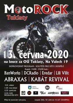 Profilový obrázek MotoRock Tuklaty, nejen pro motorkáře