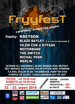 Profilový obrázek FryyFest 2014
