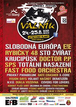 Profilový obrázek Slánský festival Valník 2018