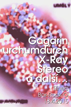 Profilový obrázek Gagarin + Durchumdurch + X-Ray Stereo + Mycop