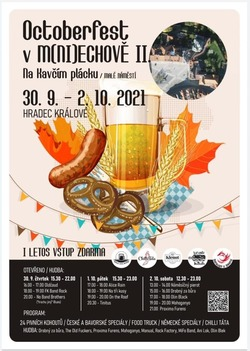 Profilový obrázek Octoberfest v M(ni)echově II.