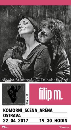 Profilový obrázek Blanka Šrůmová, Jan Sahara Hedl a Něžná noc | Filip M.