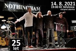 Profilový obrázek 25 let skupiny Nothingham