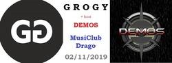 Profilový obrázek Grogy & Demos v MusiClub Drago