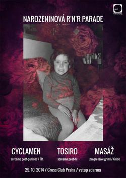 Profilový obrázek Tosiro + Masáž zdarma v Crossu
