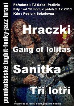 Profilový obrázek Pomikulášské bigbít - funky - jazz hraní