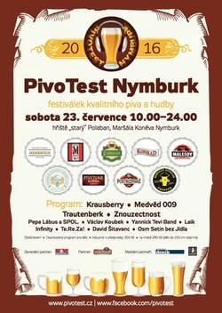 Profilový obrázek PivoTest Nymburk 2016