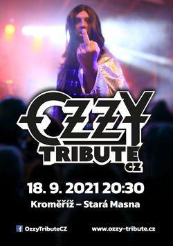 Profilový obrázek Ozzy Tribute CZ - Kroměříž