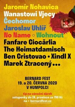 Profilový obrázek Bernard Fest 2020
