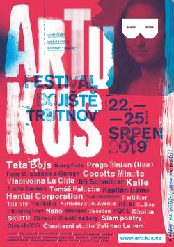 Profilový obrázek Artu Kus Festival 2019