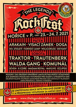 Profilový obrázek The Legends Rock Fest