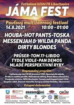 Profilový obrázek Jáma Fest