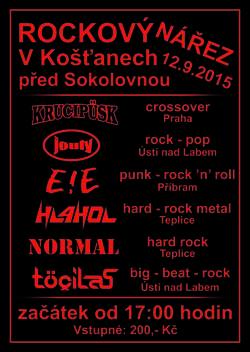 Profilový obrázek Rockový Nářez 2015.
