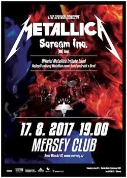 Profilový obrázek Scream Inc. (UA) live ! - Metallica Tribute Band