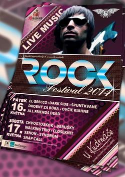 Profilový obrázek 11. Ruprechtické Pivní Slavnosti RockFest 2014
