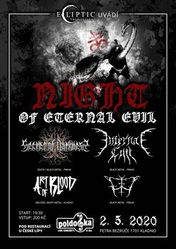 Profilový obrázek Night of eternal evil na Kladně