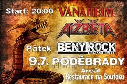 Profilový obrázek Alžběta + Vanaheim + Beny rock - Poděbrady / Restaurace na Soutoku