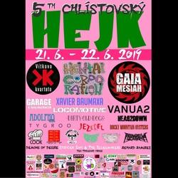 Profilový obrázek Chlístovský HEJK 2019