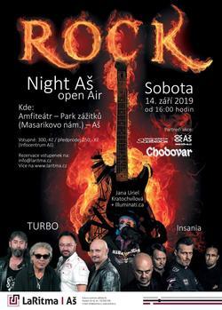Profilový obrázek Rock Night Aš - Open Air