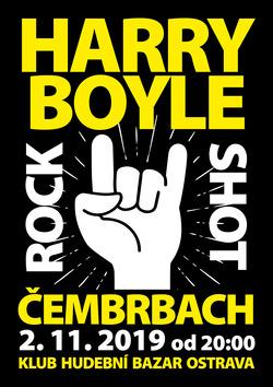 Profilový obrázek Harry Boyle & Čembrbach v Hudebním bazaru