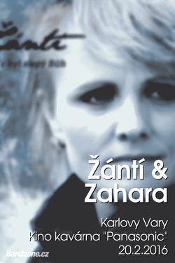 Profilový obrázek Žántí & Zahara