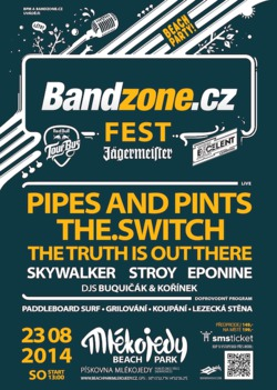 Profilový obrázek Bandzone Fest 2014