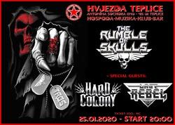 Profilový obrázek The Rumble of Skulls & Last Rebel & Hard Colony na HVJEZDE