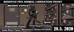 Profilový obrázek Benefice pro Animal liberation Front