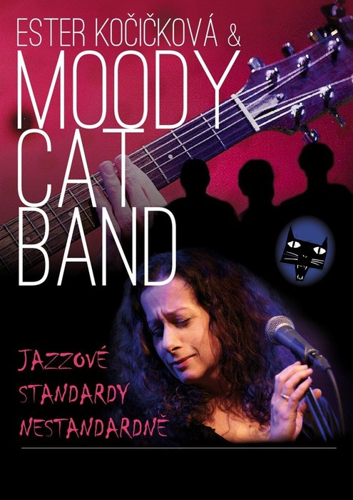 Výsledek obrázku pro ter Koèièková a trio Moody Cat Band
