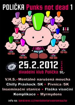 Profilový obrázek Polička punks not dead fest !