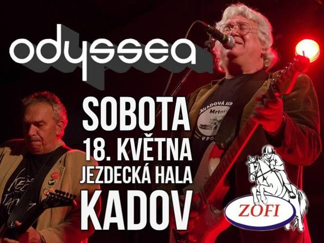 Odyssea rock