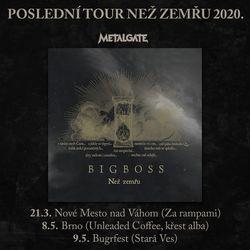 Profilový obrázek Poslední tour Než zemřu 2020