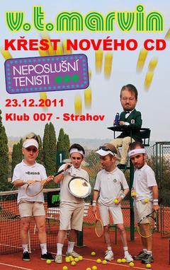 Profilový obrázek Vánoční solokapr / chřest CD Neposlušní tenisti