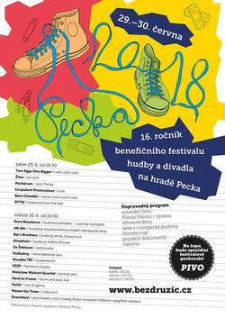 Profilový obrázek Festival Pecka 2018