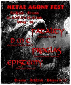 Profilový obrázek Metal Agony Fest