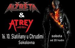 Profilový obrázek Alžběta + Atrey - sokolovna Slatiňany u Chrudimi