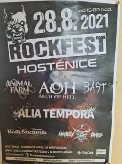 Profilový obrázek Rockfest Hostěnice