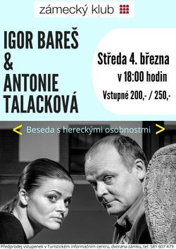 Igor Bareš & Antonie Talacková