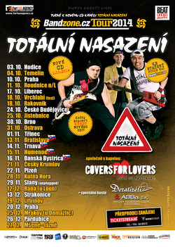 Profilový obrázek Bandzone.cz TOUR 2014