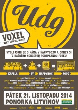 Profilový obrázek UDG A VOXEL V PONORCE