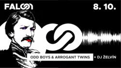 Profilový obrázek Odd Boys & Arrogant Twins + DJ Želvín | Klatovy KC Falcon