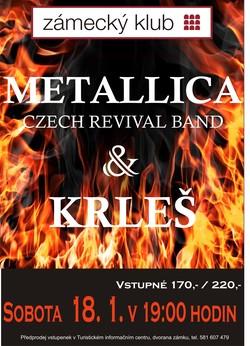 Profilový obrázek Krleš & Metallica Czech Revival Band