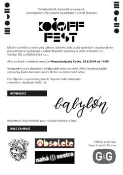 Profilový obrázek Kočoff Fest 2019